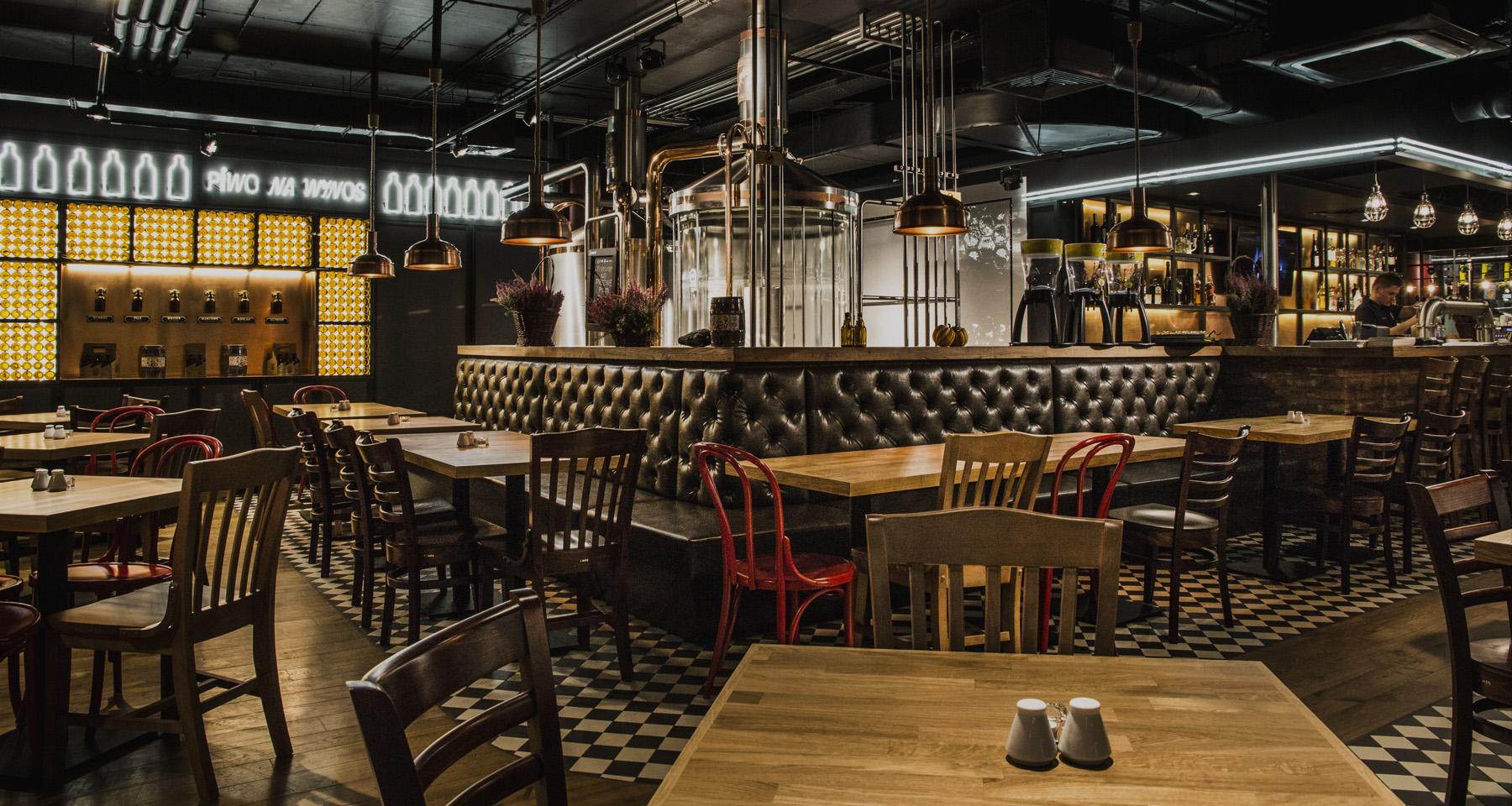 Bierhalle Browar Restauracja Www Bierhalle Pl